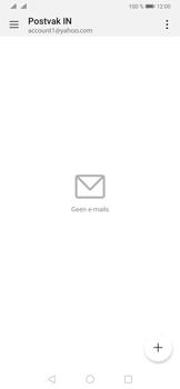 Huawei P30 Pro - E-mail - Handmatig instellen (yahoo) - Stap 4