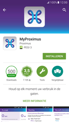 Samsung Galaxy S7 (G930) - Applicaties - MyProximus - Stap 8