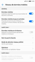 Honor 9 - Internet et connexion - Activer la 4G - Étape 5
