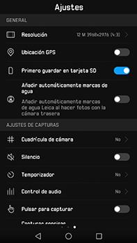Huawei P10 Plus - Funciones básicas - Uso de la camára - Paso 8