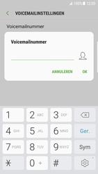 Samsung G935 Galaxy S7 Edge - Android Nougat - Voicemail - Handmatig instellen - Stap 8