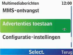 Nokia C3-00 - MMS - probleem met ontvangen - Stap 10