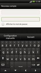 HTC One S - E-mails - Ajouter ou modifier un compte e-mail - Étape 7