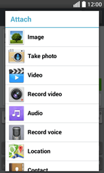 LG L70 - Mms - Sending a picture message - Step 13