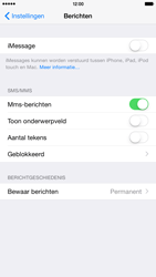 Apple iPhone 6 Plus iOS 8 - MMS - probleem met ontvangen - Stap 8