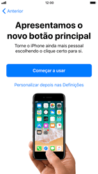 Apple iPhone 8 - Primeiros passos - Como ligar o telemóvel pela primeira vez -  25