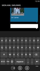 Samsung I8750 Ativ S - MMS - envoi d'images - Étape 12