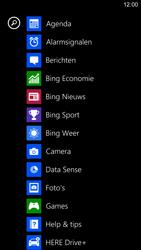 Nokia Lumia 1520 - MMS - afbeeldingen verzenden - Stap 2