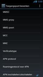 Acer Liquid S1 - Mms - Handmatig instellen - Stap 14