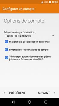 Acer Liquid Zest 4G Plus - E-mail - Configuration manuelle (yahoo) - Étape 9