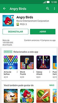 Asus Zenfone Go - Aplicativos - Como baixar aplicativos - Etapa 16