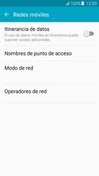 Samsung Galaxy J5 - Mensajería - Configurar el equipo para mensajes multimedia - Paso 5