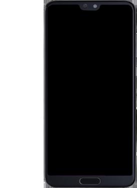 Huawei P20 pro - Premiers pas - Insérer la carte SIM - Étape 7