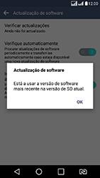 LG K8 - Funções básicas - Como atualizar o software do seu aparelho - Etapa 11