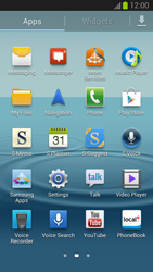 Samsung I9300 Galaxy S III - Applications - Download apps - Step 5