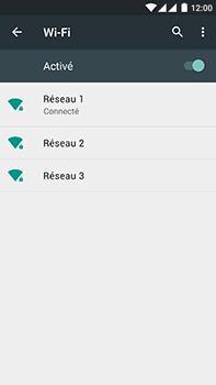 OnePlus 2 - WiFi et Bluetooth - Configuration manuelle - Étape 8