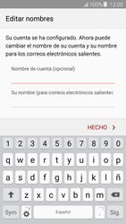 Samsung Galaxy J5 - E-mail - Configurar Yahoo! - Paso 8