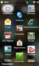 HTC T8585 HD II - Internet - handmatig instellen - Stap 3