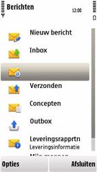 Nokia 5230 - E-mail - hoe te versturen - Stap 4