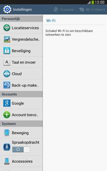 Samsung T315 Galaxy Tab 3 8-0 LTE - Toestel reset - terugzetten naar fabrieksinstellingen - Stap 4