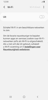 Samsung galaxy-s9-sm-g960f-android-pie - WiFi - Verbinden met een netwerk - Stap 6