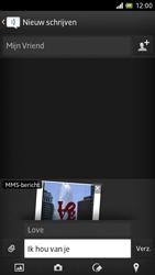 Sony LT28h Xperia ion - MMS - hoe te versturen - Stap 13