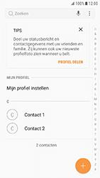 Samsung Xcover 4 - Contactgegevens overzetten - delen via Bluetooth - Stap 4
