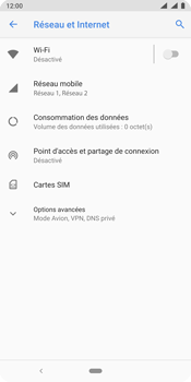 Nokia 9 - Internet - comment configurer un point d'accès mobile - Étape 5