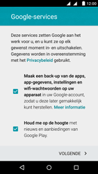 Fairphone Fairphone 2 - Applicaties - Account aanmaken - Stap 21