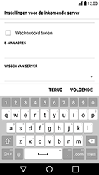 LG K10 (2017) (LG-M250n) - E-mail - Handmatig instellen - Stap 14