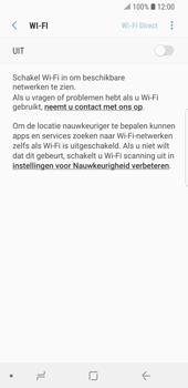 Samsung Galaxy S9 (SM-G960F) - WiFi - Handmatig instellen - Stap 6