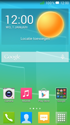 Alcatel One Touch POP D5 (OT-5038X) - Software updaten - Update installeren - Stap 1
