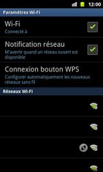Samsung I8160 Galaxy Ace II - Wifi - configuration manuelle - Étape 6