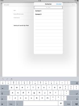 Apple iPad Pro 12.9 (1st gen) - iOS 10 - E-mail - Hoe te versturen - Stap 5