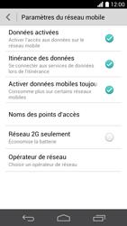 Huawei Ascend P6 LTE - Internet - Utilisation à l