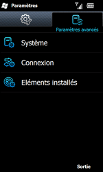 Samsung B7610 Omnia Qwerty - MMS - configuration manuelle - Étape 5
