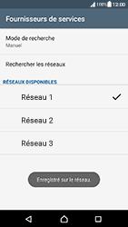Sony Xperia XA - Android Nougat - Réseau - utilisation à l'étranger - Étape 15