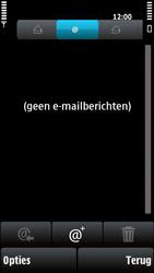 Nokia X6-00 - E-mail - Handmatig instellen - Stap 21