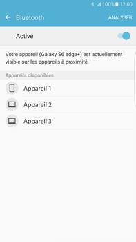 Samsung Samsung Galaxy S6 Edge+ - Android M - Bluetooth - connexion Bluetooth - Étape 8