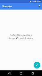 Sony Xperia XZ - Android Nougat - Mensajería - Escribir y enviar un mensaje multimedia - Paso 4