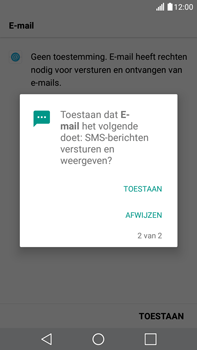 LG Stylus 2 (K520) - E-mail - Handmatig Instellen - Stap 13