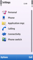 Nokia C5-03 - Network - Usage across the border - Step 4