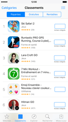 Apple iPhone 6s - Applications - Télécharger une application - Étape 6