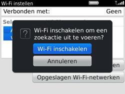 BlackBerry 9780 Bold - WiFi - Handmatig instellen - Stap 5