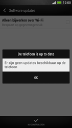 HTC One - Toestel - Software update - Stap 8