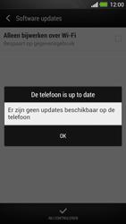 HTC One - Software updaten - Update installeren - Stap 7