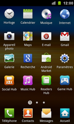 Samsung I9100 Galaxy S II - E-mail - Envoi d