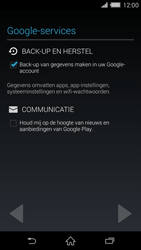 Sony Xperia Z2 4G (D6503) - Applicaties - Account aanmaken - Stap 13