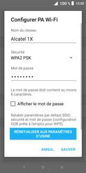 Alcatel 1X - Internet et connexion - Partager votre connexion en Wi-Fi - Étape 9
