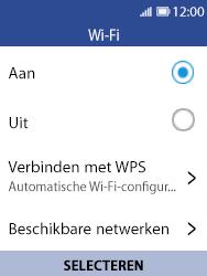 Nokia 8110-ta-1071 - WiFi - Handmatig instellen - Stap 6